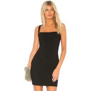 LIKELY NAHLA DRESS IN BLACK, SIZE 4, NWT